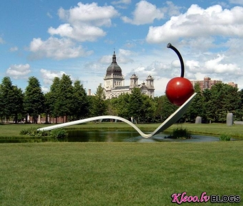 Skulptors Claes Oldenburg.