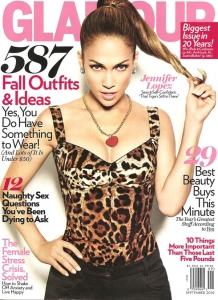 Jennifer Lopez – Glamour Žurnāls (Septembris 2010)