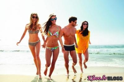 Bikini no Sloggi .