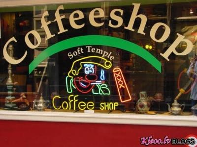В Голландии закрывают кофешопы!