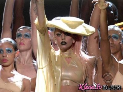 Lady Live uzstāšanās Grammy's - Super vai Galīgi garām? (VIDEO)