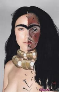 Māksliniece - fotogrāfs Kristiina Wilson.