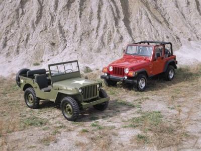 Jeep 70 gadi.