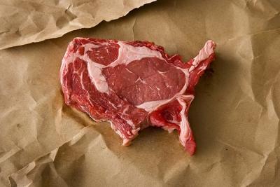 Fotosesija Meat America .