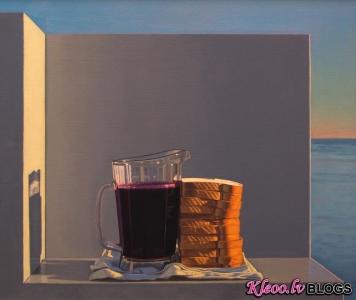 Mākslinieks  David Ligare.
