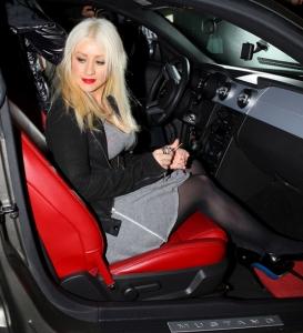 Christina Aguilera Losandželosā!