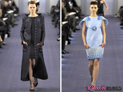 Chanel (pavasaris 2012 Couture) .
