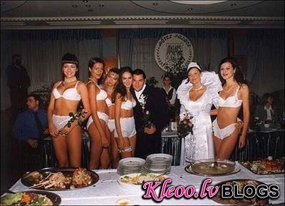 Vismuļķīgākās kāzu foto idejas