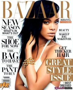 Rihanna - Harper's Bazaar August 2012 (ASV)
