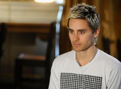 Джаред Лето выбрал для нового клипа на песню Hurricane русскую блондинку