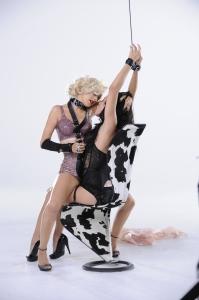 """Christina Aguilera – """"Not Myself Tonight"""" klipa prezentācijas foto"""