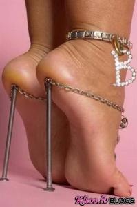 Interesanti un jocīgi apavu dizaini