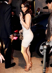 Kim Kardashian Milānā