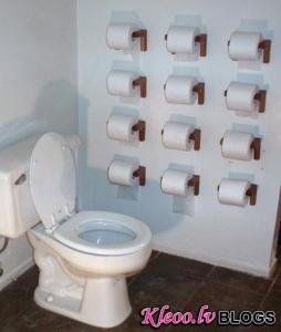 Розыгрыш в туалете (инструкция)