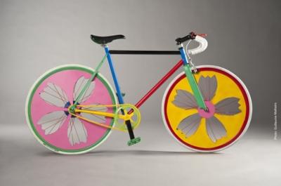 Art-velosipēds « BeCycle & Fashion »