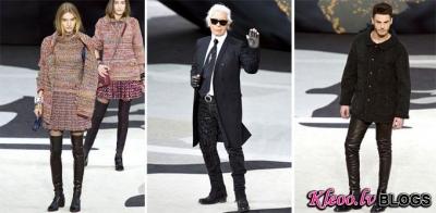 Chanel rudens  2013 .