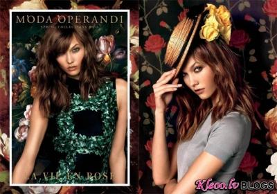 Moda Operandi La Vie en Rose .