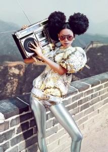 Китайский фотограф Chenman