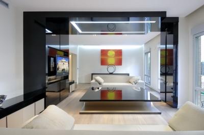 Apartamenti Madridē.