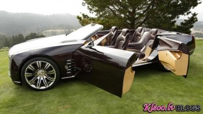 Jaunais Cadillac Ciel .