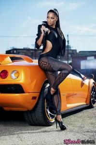 Nicole Scherzinger – Fabulous žurnāla foto sesija