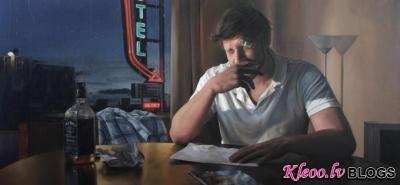 Mākslinieks Joe Simpson.
