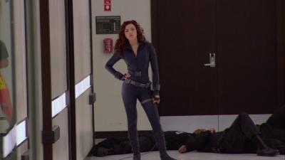 """Scarlett Johansson – """"Iron Man 2″ aizkulises"""