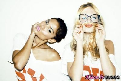 Wildfox Couture reklāmas kampaņa.