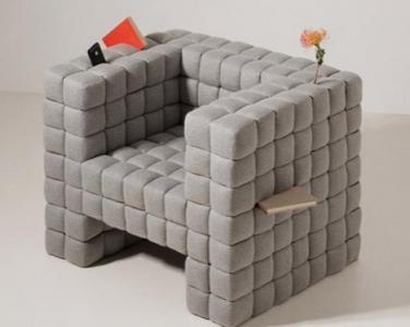 Всеядное кресло Lost in Sofa