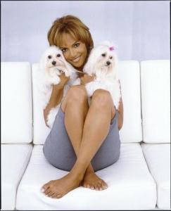 Halle Berry fotosessijā