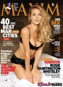Rosie Huntington-Whiteley - Maxim 2011 ASV