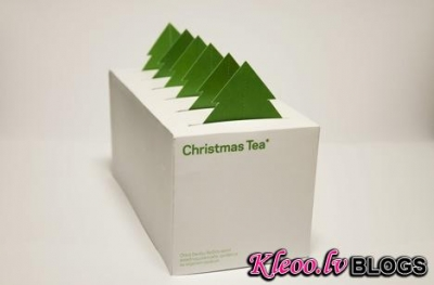 Tēja Christmas Tea no Mint .