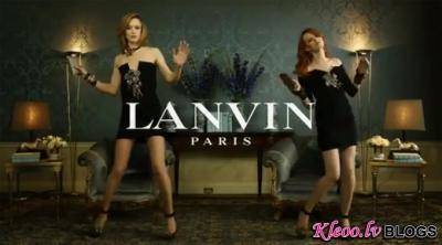 Lanvin Fall 2011.