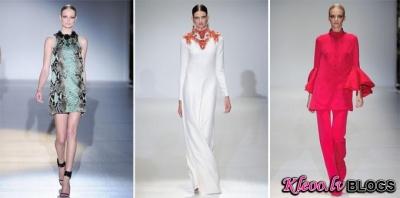 Milan Fashion week: Gucci  2013.