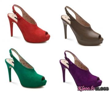 Novo Shoes Australia rudens kolekcija.