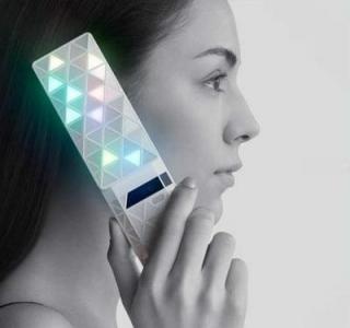 Light Pool - концепт телефона, создающего настроение