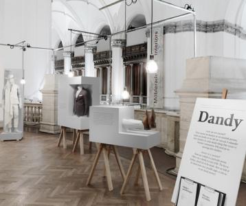 """""""Dendiju"""" izstāde Stokholmā"""