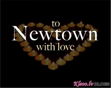 Newtown traģēdijas upuru ģimeņu atbalsta akcija - Oficiālais press-release