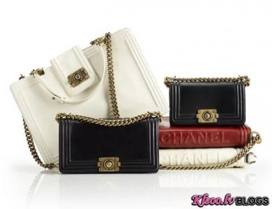 Jaunumi no Chanel .