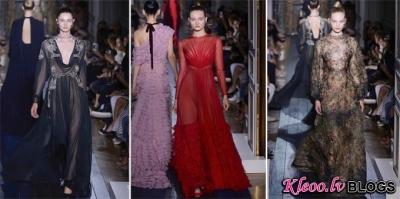 Paris Haute Couture: Valentino Fall 2012 Couture .