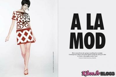 Velvet Magazine .