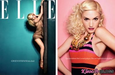 Gwen Stefani jaunajam  Elle UK