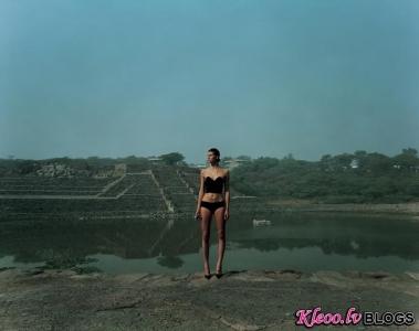 Fotogrāfs Bharat Sikka.