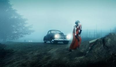 Fotogrāfs Erik Almas.