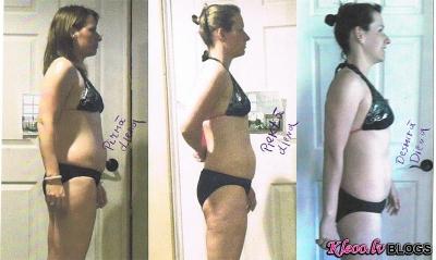 [ Sākam Eksperimentu! ]Gatava vasarai! – nometu 9kg un ievērojami samazinājās vēders.Pirms/Pēc bildes