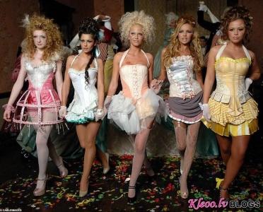 Girls Aloud объявили о воссоединении