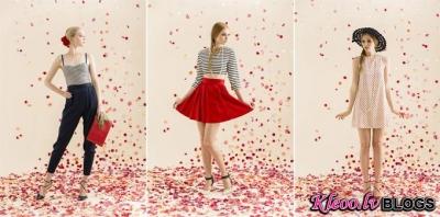 2014 Alice + Olivia  kolekcija.