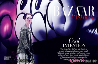 Harper's Bazaar Singapore .
