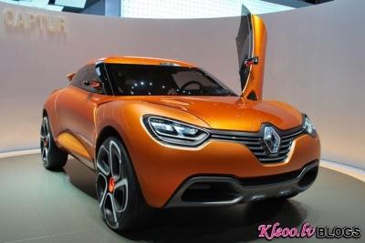 Geneva Motor Show 2011.