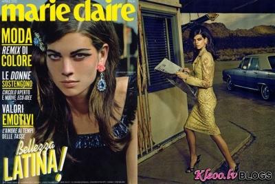 Marie Claire Italia.
